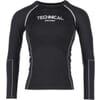 Termoundertrøje Technical langærmet seamless
