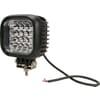 Work light LED, 48W, 4000lm, square, 10-30V, 123x81x123mm, Spot beam, Kramp