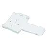 Holder for wheel chock - PVC model