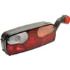 Ecopoint rear lamp with end-outline marker lamp 24V