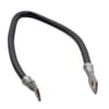 +Ground cable with two rings
