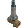 "3/2 NO messing 1/8""-1/4"" lucht, direct werkend ESV 108.. serie"
