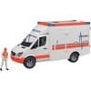 U02536 Mercedes Sprinter Krankenwagen