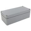Cast aluminium enclosures
