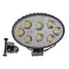 Lampa robocza LED owalna szerokokątna, 1500 lumenów