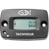 Sendec - Induktion - Drehzahlmesser-Betriebsstundenzähler mit Auto-stopf