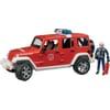 U02528 Jeep Wrangler Rubicon, Feuerwehr mit Feuerwehrmann