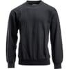 Sweatshirt ensfarvet Original