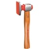 867D Opretterhammer, takket slagoverflade
