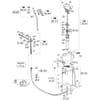 Komponentenzeichnung Gloria 405 T Profiline