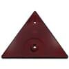 Triangle reflector plastic