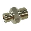 Stainless steel Adaptor male BSP - VNB..RVS