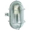Ovale stallamp max 60watt