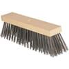 Wire Brush Broom