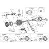 Ersatzteile passend für Bertolini PBO 1440.1-1540.1