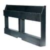 Palletvorkenborden passend voor kleine laadschop