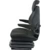 Fabric seat, mechanically sprung TS48000GP