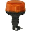 LED rotating beacon pole-socket attachment 12/24V