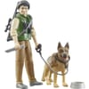 U62660 Forester with dog and equipment