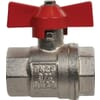 MS Ball valve female/female