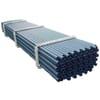 Putki PVC 63 mm 5 m harmaa, mukana 1 muhvi 10 bar