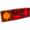 Multifunction rear LH light LED, rectangular, 12-24V, 287.5x100.5x65mm, 5-pin, Kramp