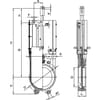 MZ knife valves - Stainless steel