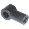 Nylon eye for gas struts