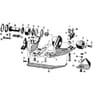 Innenschuh BM 1101 - Keilriemenantrieb