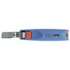 Jivaro® sheath stripping tools with swivelling blade