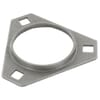 Pressed steel bearing housing only INA/FAG, series MSTR..