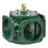 MZ three-ways valve with replaceable sealing