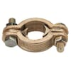 Hose clamp claw coupling