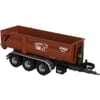 W77826 Krampe trailer with hook lift system
