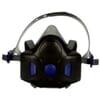 Half mask Secure Click™ HF800, reusable