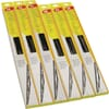 Wiper blades blister packed