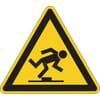 Veiligheidssignalering, Struikelgevaar _