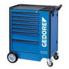 2004 Tool trolley, seven drawers