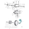 21 Kombinované koleso vhodný pre Agrolux / Kongskilde XRT 41075