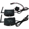 Wireless send/receive unit for CAS66...