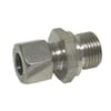 Stainless steel male stud coupling GEV-BSP