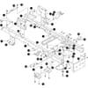 Rahmensatz für Murray TYP 40318X50A
