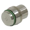 Stainless steel end plug - (cutting ring) - VS..RVS _