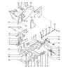 Rabe - Teleso pluhu BP-321 P / BP-322 P / BP-350 O / BP-351 O