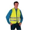 Reflecting jackets EN 471 yellow