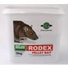 Rodex Rat Bait - Pellets