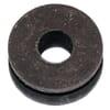 Rear window rubber ring