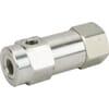 Single pilot operated non-return valve 3 ports VUPSL