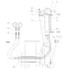 19 Réglage hydraulique du premier sillon CX, DX