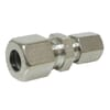 Stainless steel straight coupling reducing GV ../..
